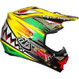 Troy Lee Designs 2014 Air Helmet - P-51 - Troy Lee Designs Utility ATV Helmets