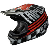 Troy Lee Designs 2014 Air Helmet - Ace - Troy Lee Designs Utility ATV Helmets