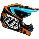 Troy Lee Designs 2014 Air Helmet - Delta - Troy Lee Designs Utility ATV Helmets