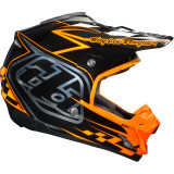 Troy Lee Designs 2014 SE3 Helmet - Team - Troy Lee Designs Utility ATV Helmets