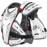 Troy Lee Designs Shock Doctor CP5955 Chest Protector - Troy Lee Designs Utility ATV Protection