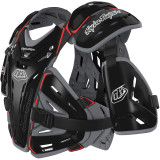 Troy Lee Designs Shock Doctor Youth CP5955 Chest Protector - Troy Lee Designs Utility ATV Protection