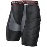 Troy Lee Designs Shock Doctor Youth BP7605 Base Protective Shorts - Troy Lee Designs Utility ATV Protection