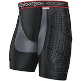 Troy Lee Designs Shock Doctor Youth BP5605 Base Protective Shorts - Troy Lee Designs Utility ATV Protection