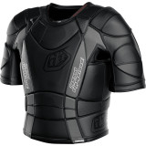 Troy Lee Designs Shock Doctor Youth BP7850 Hot Weather Base Protective Vest - Dirt Bike Protection Jackets