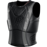Troy Lee Designs Shock Doctor Youth BP3800 Hot Weather Base Protective Vest - Troy Lee Designs Utility ATV Protection