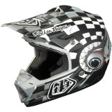 Troy Lee Designs 2014 SE3 Helmet - Baja - Troy Lee Designs Utility ATV Helmets