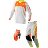 Troy Lee Designs 2014 SE Pro Combo - Corse Limited Edition -  Dirt Bike Pants, Jersey, Glove Combos