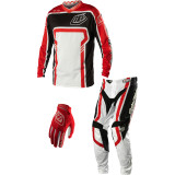 Troy Lee Designs 2014 GP Air Combo - Factory -  Dirt Bike Pants, Jersey, Glove Combos