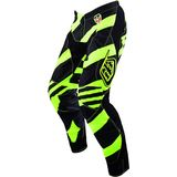 Troy Lee Designs 2016 SE Pants - Caution - ATV & Quad Riding Pants