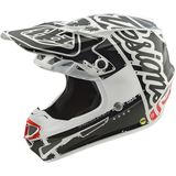 Troy Lee Designs 2019 SE4 Polyacrylite Helmet With MIPS - Factory