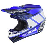 Troy Lee Designs 2019 SE4 Polyacrylite Helmet With MIPS - Yamaha RS1