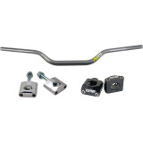 Turner Performance Products Oversized Bar Mounts With Pro Taper Contour Handlebar Combo - Bars, Controls & Accessories