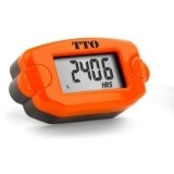 Trail Tech TTO Hour Meter - Motorcycle Dash and Gauges