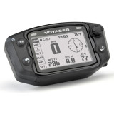Trail Tech Voyager GPS Computer Kit - Stealth - Yamaha RAPTOR 700 ATV Lights and Electrical