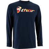Thor Youth Loud N' Proud Long Sleeve T-Shirt - ATV Youth Casual