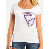 Thor 2014 Women's Camber Scoop Neck T-Shirt - Motorcycle Womens Casual