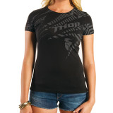 Thor 2014 Women's Noise T-Shirt - Motorcycle Womens Casual