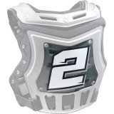 Thor Sentinel ID Panel - Clear - Chest & Back Protection