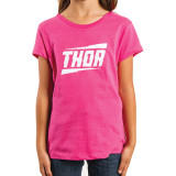 Thor 2014 Girl's Voltage T-Shirt - Thor Motorcycle Youth Casual