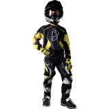 Thor 2012 Youth Phase Pants - Spiral - Thor Dirt Bike Riding Gear