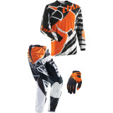 Thor 2014 Phase Combo - Mask - Thor Dirt Bike Riding Gear