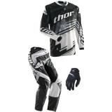 Thor 2014 Phase Combo - Swipe -  Dirt Bike Pants, Jersey, Glove Combos