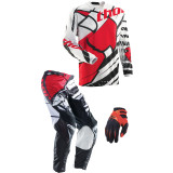 Thor 2014 Youth Phase Combo - Mask - Thor Dirt Bike Riding Gear