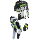 Thor 2014 Youth Phase Combo - Swipe - Thor Dirt Bike Riding Gear