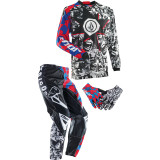 Thor 2014 Youth Phase Combo - Volcom Paradox - Thor Dirt Bike Riding Gear