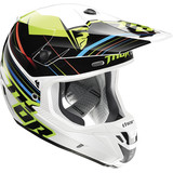 Thor 2015 Verge Helmet - Stack - Thor Dirt Bike Riding Gear