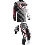 Thor 2015 Youth Phase Vented Combo - Rift - Dirt Bike Pants, Jerseys, Gloves, Combos