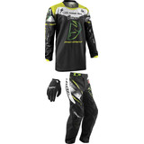 Thor 2015 Youth Phase Combo - Pro Circuit - Dirt Bike Pants, Jerseys, Gloves, Combos