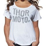 Thor Women's Crush T-Shirt - Utility ATV Womens Casual
