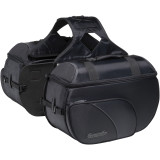 Tourmaster Cruiser III Nylon Box Saddlebag