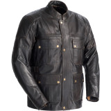 TourMaster Lawndale Leather Jacket - Hot Leathers Motorcycle Jackets and Vests