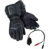 TourMaster Synergy 2.0 Electric Leather Gloves -  Motorcycle Rainwear and Cold Weather