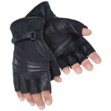 TourMaster Gel Cruiser 2 Fingerless Gloves - Tour Master Cruiser Riding Gear
