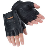 Tourmaster Select Fingerless Gloves - Motorcycle Gloves