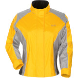 TourMaster Women's Sentinel Rain Jacket -  Motorcycle Rainwear and Cold Weather