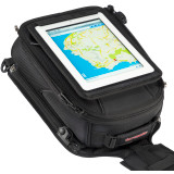 Tourmaster Elite Tri-Bag iPad Pocket - Motorcycle Luggage