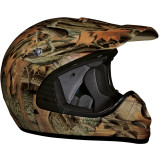 Vega Youth Mojave Helmet - Forest Camo - Utility ATV Off Road Helmets