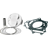 Vertex 4-Stroke Piston Kit - Stock Bore -  Dirt Bike Engine Parts and Accessories