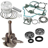Vertex Hot Rods Complete Top & Bottom End Kit - 4-Stroke - Piston Kits and Accessories