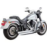 Vance & Hines Big Shots Long Exhaust - Cruiser Full Exhaust Systems