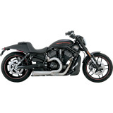 Vance & Hines Competition Series 2-Into-1 Exhaust - Cruiser Full Exhaust Systems