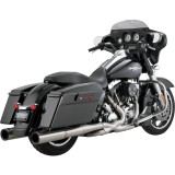 Vance & Hines Hi-Output Duals Exhaust - Cruiser Exhaust Systems