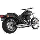 Vance & Hines Big Shots Staggered Exhaust - Cruiser Full Exhaust Systems