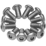 Vance & Hines Allen Cap Exhaust Screw Kit - Vance and Hines Cruiser Exhaust