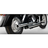 Vance & Hines Straightshots HS Exhaust - Vance and Hines Cruiser Exhaust